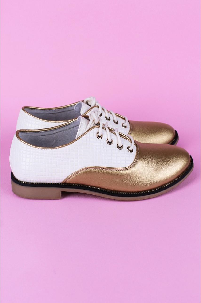 Туфли подростоковые девочка 760-059/1