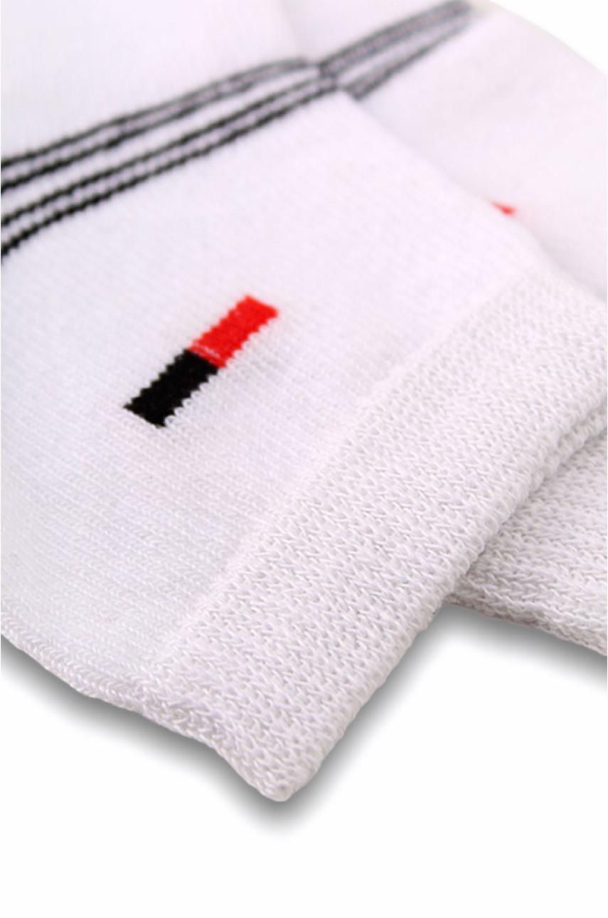 Носки детские мальчик белые размер 9-11