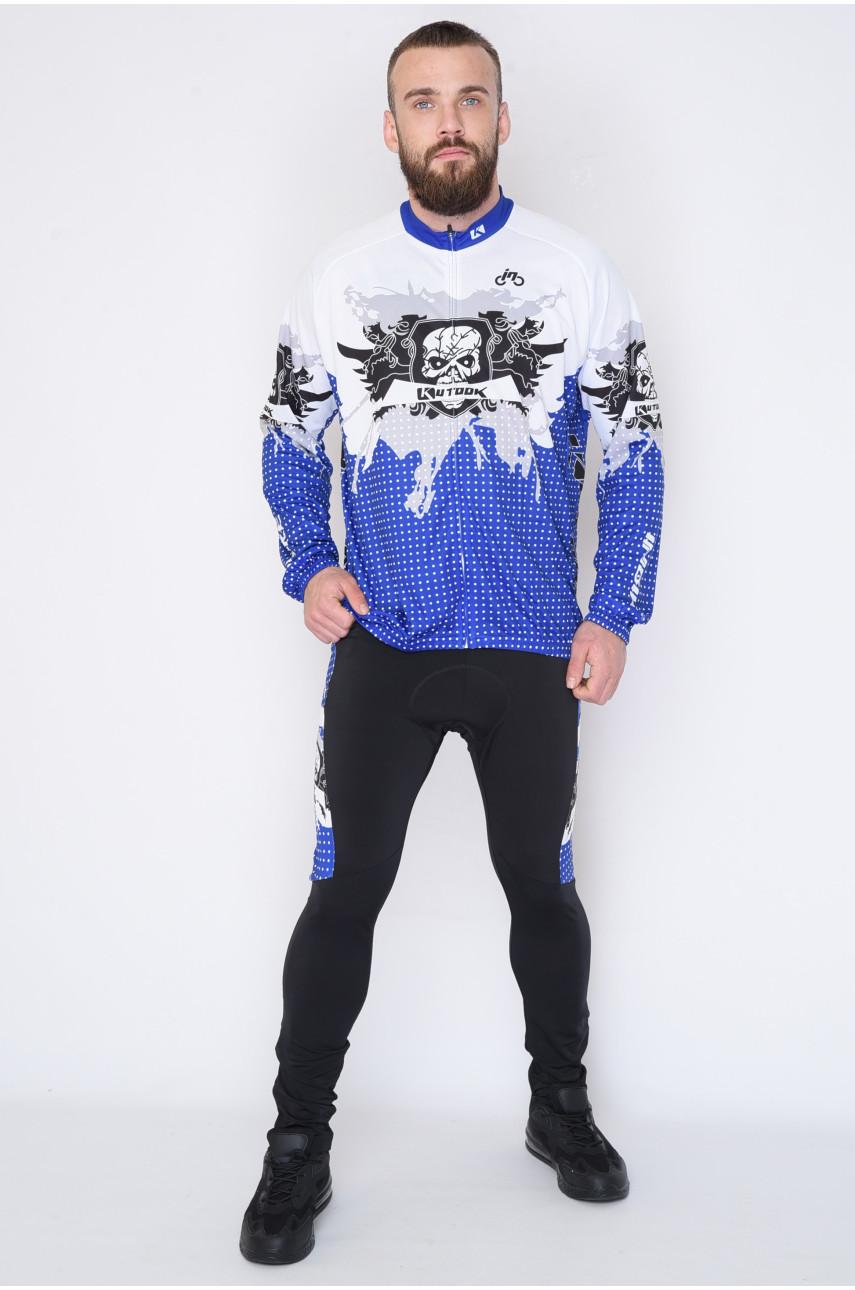 Велокостюм мужской тёплый