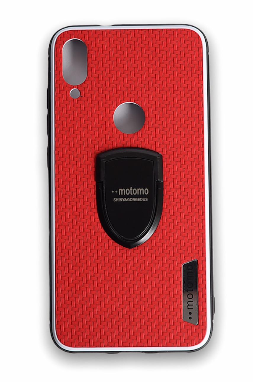 Чехол для телефона Motomo Xiaomi Mi Play красный 384
