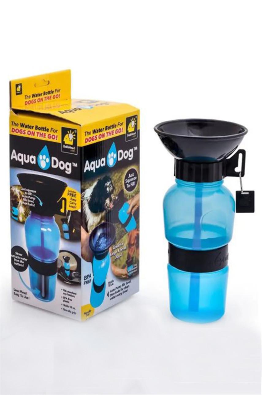 Поилка дорожная для собак Aqua Dog 982
