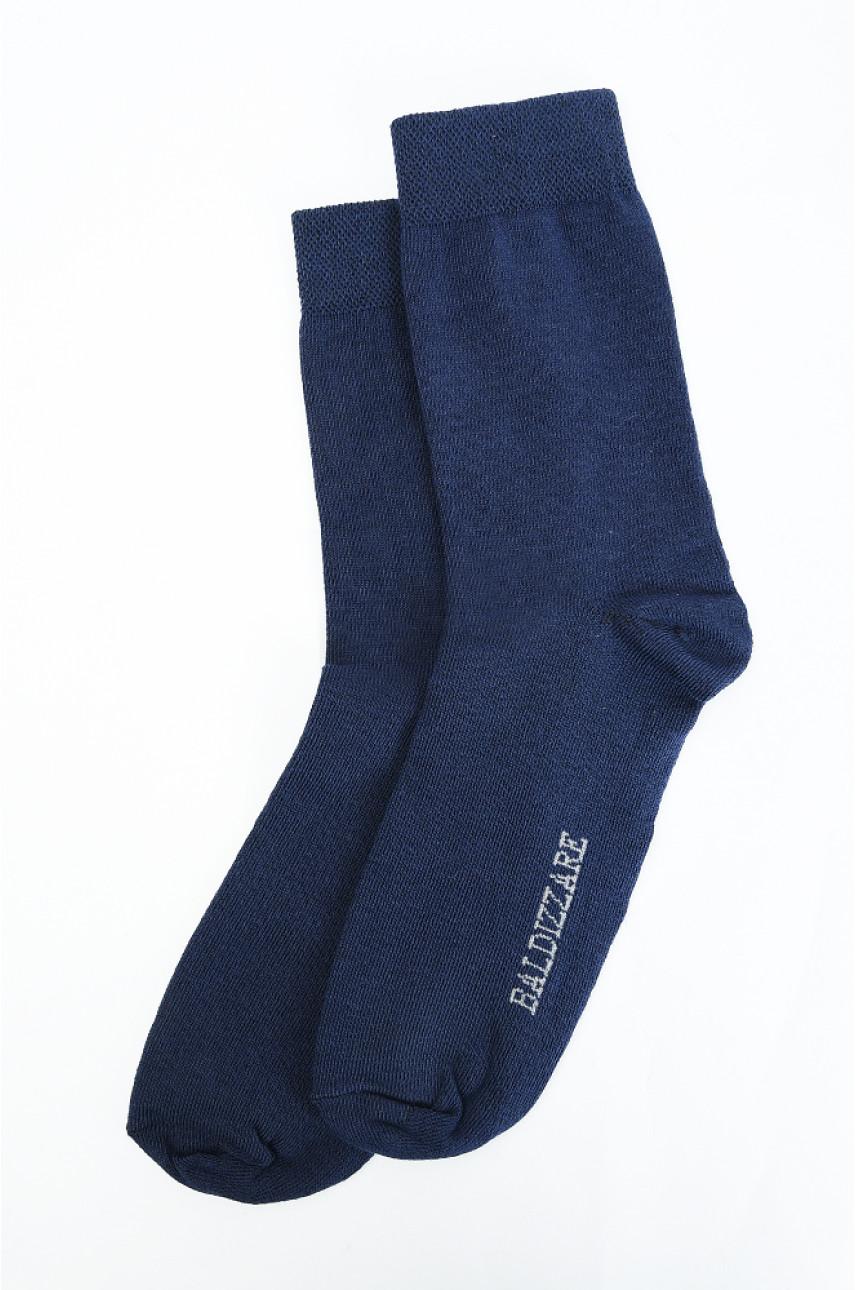Носки мужские темно-синие размер 40-44 08-1