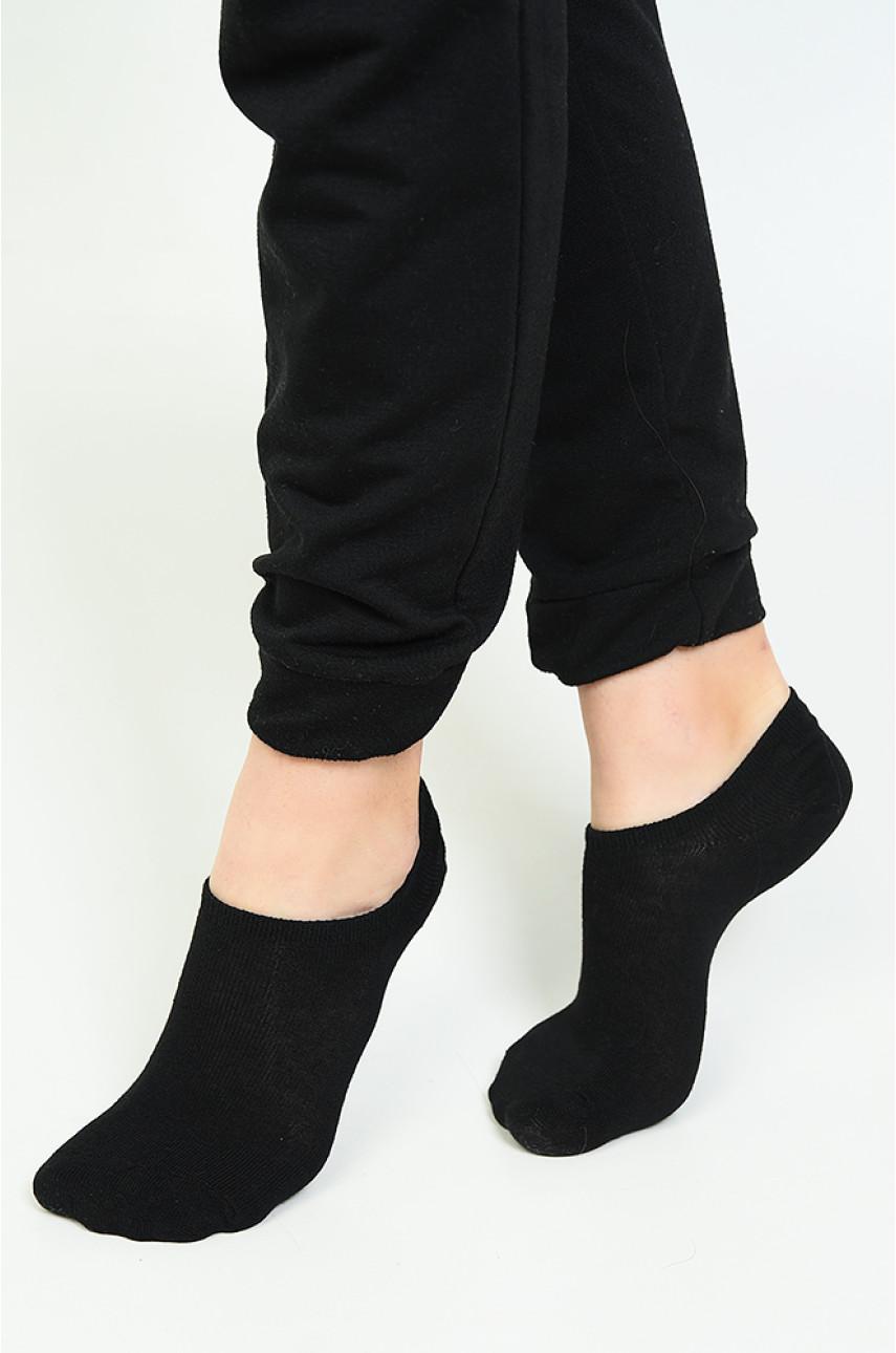 Носки женские черные размер 35-37