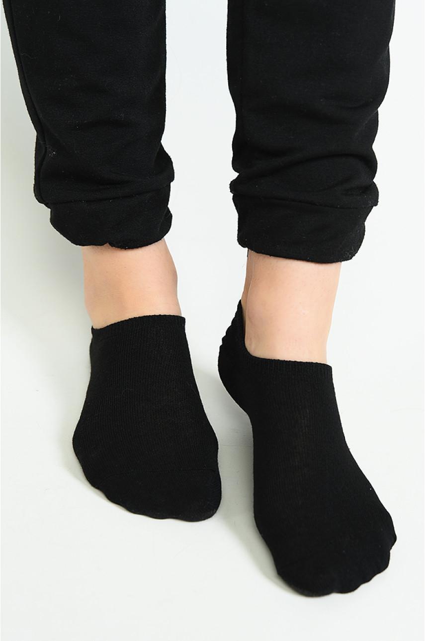 Носки женские черные размер 38-40